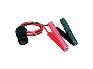 RoadPro RPPSAPS 12-Volt Clip-On Battery Platinum Series Cigarette Lighter Adapter