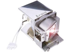 Araca for SP-LAMP-070 Projector Lamp with Housing for IN2126 /IN122 /IN124 /IN2124 /IN126 /IN125 /IN2124z Replacement Projector Lamp