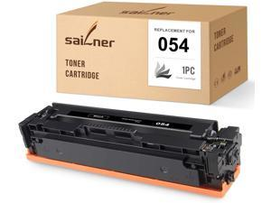 SAILNER Compatible Toner Cartridge Replacement for Canon 054 CRG-054 use with LBP620 Series Color imageCLASS MF642Cdw i-SENSYS MF643Cdw MF641Cw LBP621Cw 623Cw MF643Cdw MF645Cx (Black, 1 Pack)