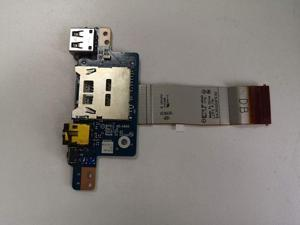 for Lenovo IdeaPad Y700-15ISK Laptop USB Audio Card Reader Board +Cable NS-A543
