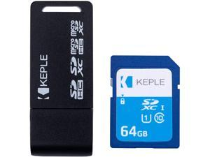 128GB SD Memory Card with USB Reader Adapter Compatible with Sony Cybershot DSC-WX220 DSC-WX350 DSC-W800 DSC-HX350 DSCW830 WX350 DSC-W800 DSC-W710 DSC-W730 DSC-HX200V DSC-HX20V DSC-HX30V SLR Camera