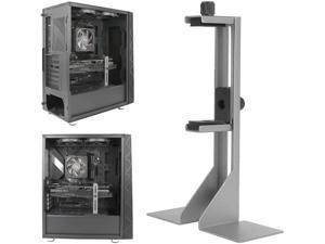 Antec Graphics Card GPU Brace Support Video Card Sag Holder Holster Bracket Anodized Aerospace Aluminum (Grey)