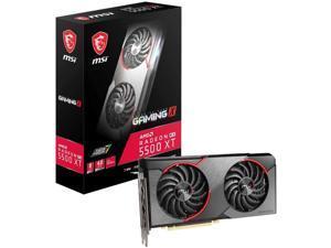 MSI Radeon RX 5500 XT Gaming X Dual Fan Graphics Card - 8 GB