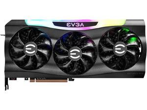 EVGA GeForce RTX 3070 FTW3 Ultra Gaming Video Card, Black