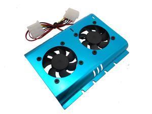 """Akust Blue 3.5"""" HDD Cooling Fan"""