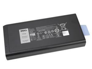 DELL GENUINE BATTERY 9 CELL 97WHR LATITUDE 14 RUGGED EXTREME 5404 5414 7404 7414 7204 451-BBBE  X8VWF W11CK 1Y WRTY