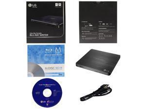 LG Electronics External Optical Drive Optical Drives WP50NB40 Renewed