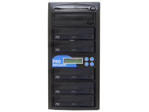 Produplicator 1-5 Target Blu-ray BDXL BD CD DVD Copier Duplicator 14x SATA Blu ray Burner