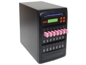 U-Reach Intelligent 9 Series 3 GB//Mins - Silver Pro High Speed USB 3.0 series 1-19 Target USB Flash Memory//Pen Drive Duplicator - UB920H
