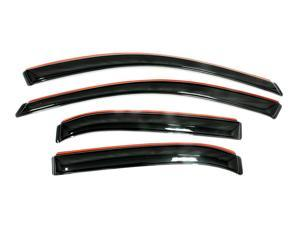 Auto Ventshade 194768 Ventvisor In-Channel Deflector 4 pc. Fits 16 Tacoma