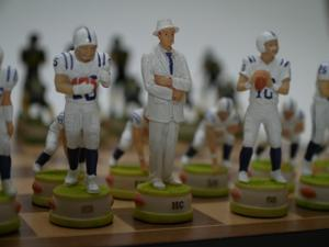 Chess Pieces - Football Players