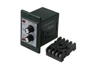 DC 12V Delay Timer Repeat Cycle Time Relay 0-6s Adjust On/Off Control Machine