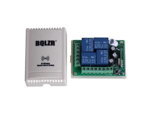 1 Channel DC 12V 10A Wireless RF Remote Control Transmitter Relay Module  433MHZ - Newegg com
