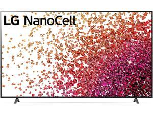 """LG 75NANO75UPA 75"""" Class Ultra HD 4K NanoCell Display Smart TV with an Additional 1 Year Coverage by Epic Protect (2021)"""
