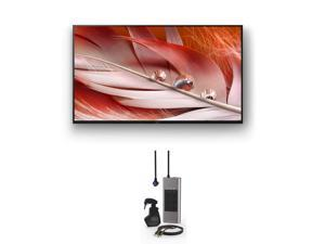 """Sony XR75X90J 75"""" 4K High Dynamic Range Bravia Smart TV with an Austere 3S-COL2-2-5M Surge Protector, 2.5m HDMI Cable, and Screen Cleaner (2021)"""