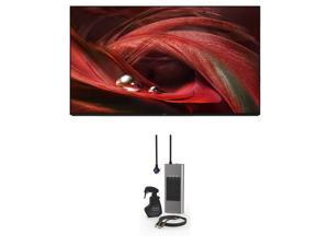 """SONY XR65X95J Bravia XR X95J 65"""" 4K HDR Full Array LED Smart TV with an Austere 3S-COL2-2-5M Surge Protector, 2.5m HDMI Cable, and Screen Cleaner (2021)"""