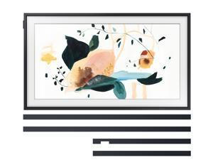 """Samsung QN32LS03TB 32"""" Frame TV w/ a Samsung VG-SCFT32BL 32"""" Black Bezel For Frame TV Bundle (2020)"""