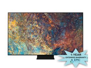 """Samsung QN55QN90AA 55"""" Neo QLED QN90AA Series 4K Smart TV with an Additional 1 Year Coverage by Epic Protect (2021)"""