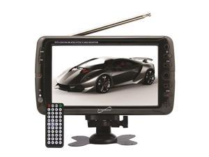 """SuperSonic 7"""" Portable Digital LCD TV"""