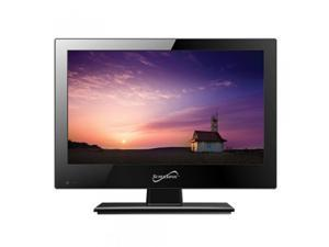 """Supersonic SC-1311 13.3"""" LED Widescreen HDTV Television w/ HDMI/USB Input"""