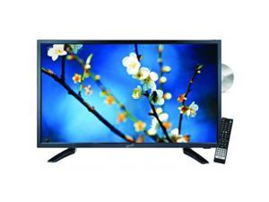 """SuperSonic 22""""  SC-2212 1080p LED Widescreen HDTV Built-in DVD Player with HDMI Input, AC/DC Compatible for RVs"""