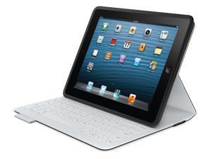 Logitech FabricSkin Keyboard Folio for iPad Air 920-005917 - Carbon Black