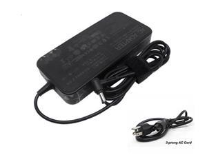 Original ASUS PA-1121-28 120W 19V 6.32A Slim AC Adapter Charger 5.5x2.5mm w/AC Power Cord, for Asus Zenbook UX510UW-RB71 / N550J N550JV /GL551 /GL552 /ZX53 ZX53V ZX53VW ZX53VD ZX53VE Gaming Laptop PSU