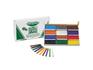 Woodless Color Pencils Classpack Assorted 120/Pack