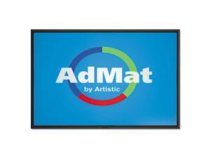 Artistic AdMat Counter Mat 11 x 17 Black Base 25201