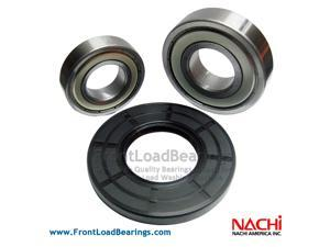 W10772617 Nachi High Quality Front Load Whirlpool Washer Tub Bearing and Seal Repair Kit