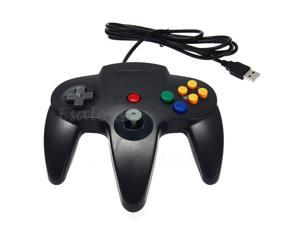Direct USB N64 Wired Classic Controller Gamepad Pad for Windows PC Mac