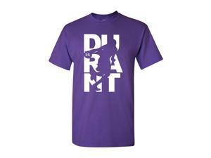 Durant Fan Wear Oklahoma Basketball Kid Clutch KD 35 Adult T-Shirt Tee ... 10906cd8f