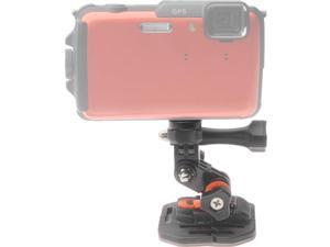 Vivitar Pro Series Curved Helmet & Arm Mounts for GoPro & All Action Cameras