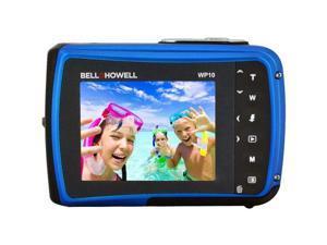 Bell+Howell 12MP Waterproof Digital Camera (Blue)