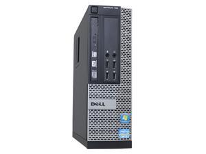 Dell Optiplex 790 Small Form Desktop, Intel Core i3 3.4Ghz, 4GB DDR3 RAM, 250GB Hard Drive, DVD-ROM, Windows 10
