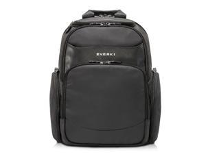 """Everki Premium Compact Travel Friendly up to 14"""" Laptop Backpack EKP128"""