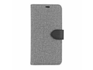 Blu Element 2 in 1 Folio Case Gray/Black for iPhone 11/XR Cases