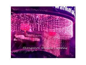 GOOD!Festival lighting clothing store LED star light Pink H006(1)