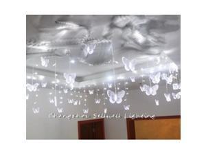 GREAT!Festival showcase decoration wedding celebration decoration 0.55*8m white H084