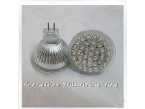 GOOD!MR16-220V high-brightness 38 LED Cup Energy Saving J088