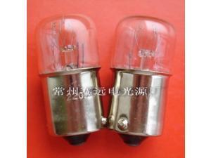 Miniature light ba15s t16x35 220v 5/7w A074 NEW