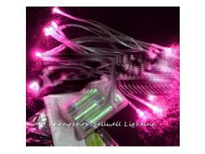 GREAT!Festival light yard decoration thick line 2.5m pink H109