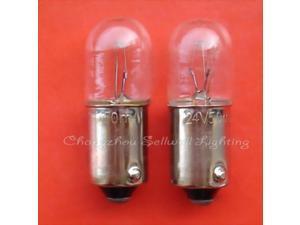 Miniature bulb 24v 50ma ba9s t10x28 A300 GOOD
