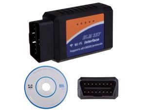 ELM327 WIFI OBD2 OBD II Car Auto Diagnostics Scanner Code Reader For iPhone iPod