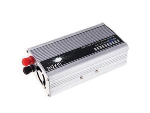 1000W WATT DC 12V to AC 110V Portable Car Power Inverter Charger Converter Transformer