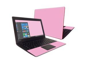 """Skin Decal Wrap for Lenovo IdeaPad 100s 11.6"""" Pink"""