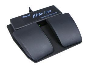 Kinesis Savant Elite Programmable Dual Pedal Foot Switch FS20A