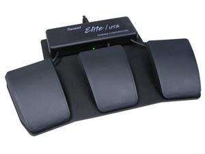 Savant Elite Programmable Triple Action Foot Switch - FS30A
