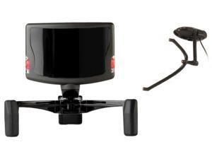 Natural Point TrackIR 5 Premium Head Tracking for Gaming with Track Clip Pro Bundle