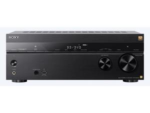 Sony STR-ZA810ES 7.2 Channel Hi-Res Wi-Fi Network AV Receiver (Black)